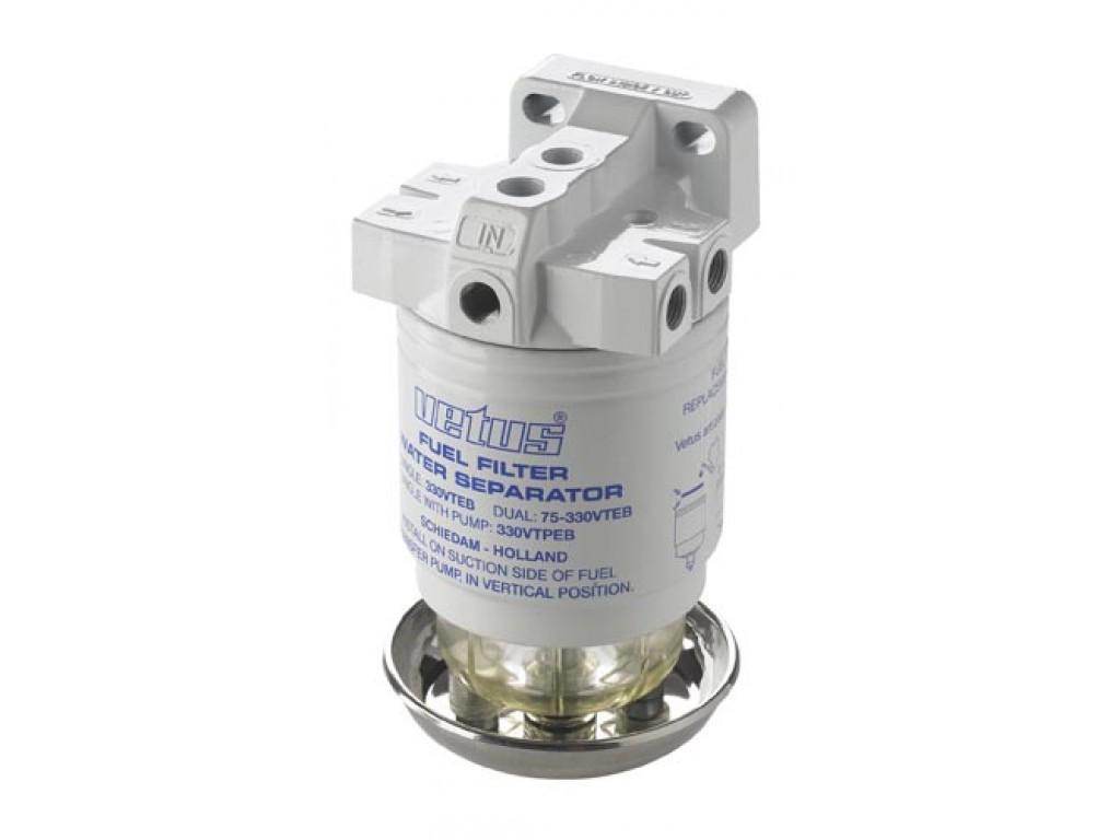 Diesel Fuel Water Filter : Diesel fuel filter water separator options vetus direct