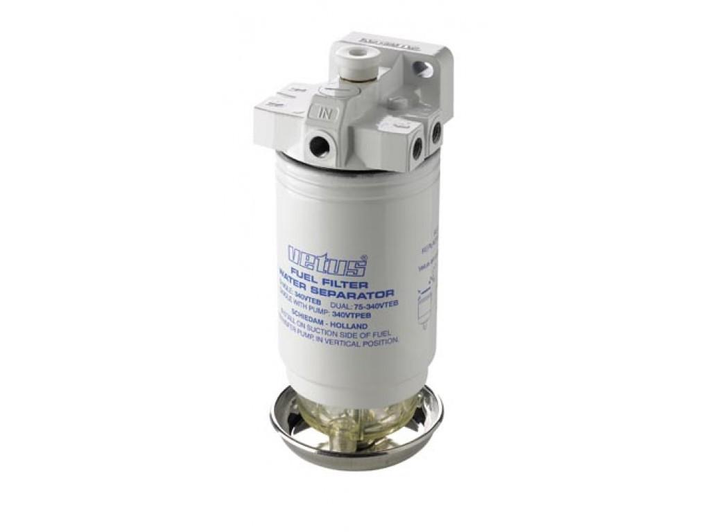 Diesel Fuel Water Filter : Fuel systems diesel filter water separator with