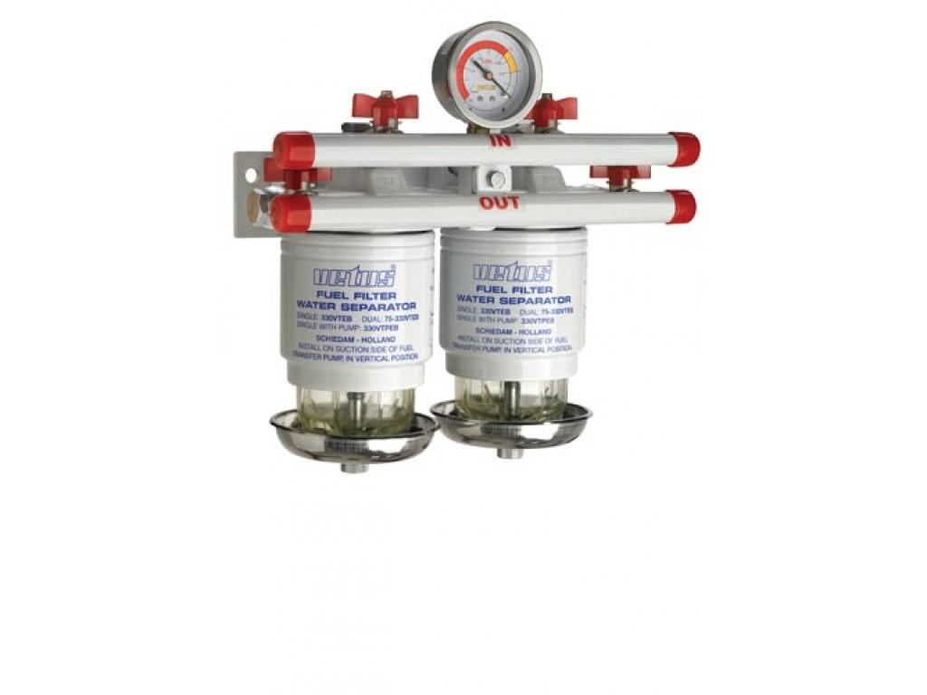 Diesel Fuel Water Filter : Diesel fuel filter water separator double options