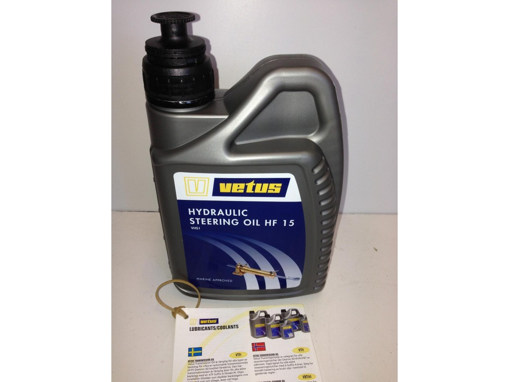 Hydraulic Steering Fluid Hf15 1 Litre Vetus Direct