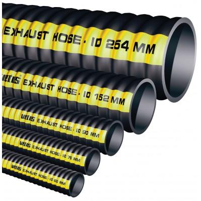 EXHAUST HOSE 30MM TO 300MM SLANG30-SLANG300