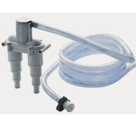 ANTI-SYPHON VENT WITH HOSE & SKINFITTING