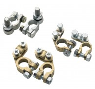 BATTERY TERMINALS (2) SIZES FOR 16MM TO 35MM CABLE