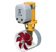 BOW THRUSTER 125kgf  12V or 24V 185mm TUNNEL BOW12512/24D