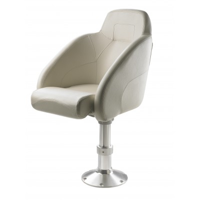 BOAT SEAT MODEL QUEEN WHITE OR BLUE
