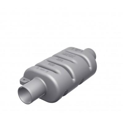 EXHAUST MUFFLER 4 sizes 40mm  TO 60mm DEMPMP40-60