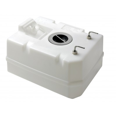 FUEL TANK RIGID WITH CONNECTIONS 3-SIZES FTANK40A - FTANK80B