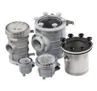 COOLING WATER STRAINER MODEL 6 SIZES FTR330