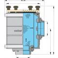 WATER STRAINER MODEL FTR1900 2 SIZES