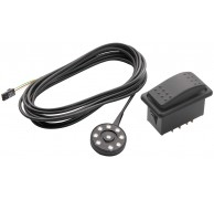 WINDSCREEN WIPER RAIN SENSOR WITH SWITCH