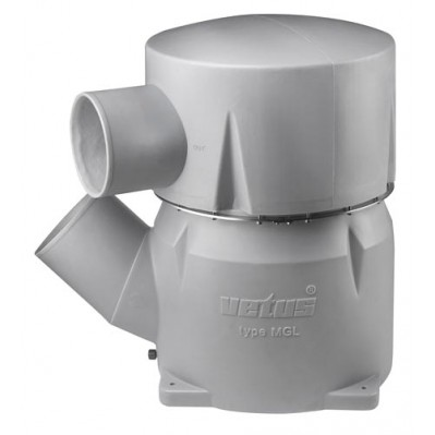 EXHAUST WATERLOCK  3 sizes 127-152mm MGS5455A-MGS6456A