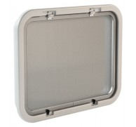 DECK HATCH TRIM-MOSQUITO SCREEN AVAILABLE IN 11 SIZES FOR FLUSH, ALTUS & MAGNUS