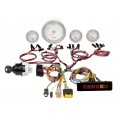 ENGINE INSTRUMENT PANEL KIT PWL12/A OR PWL24A