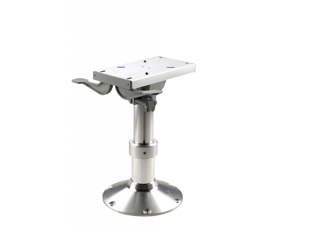 seat of adjustable boat kits pedestal unique wedge new height attwood pedestals power eze swivl marine
