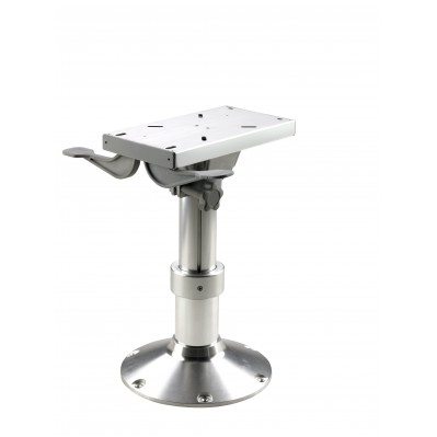 BOAT SEAT PEDESTAL WITH SLIDE GAS SPRING 3 HEIGHT OPTIONS