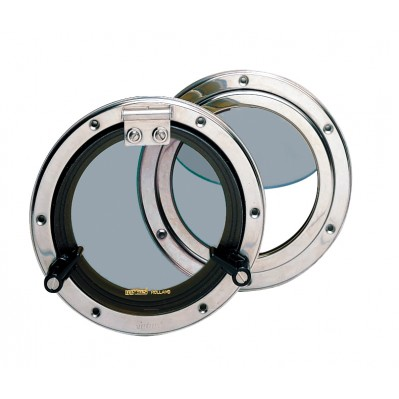 PORTHOLE STAINLESS TYPE PQ51-PQ53 AVAILABLE IN 3 SIZES A11 RATED