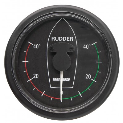 instrument rudder position indicator gauge rpibwl  vetus direct