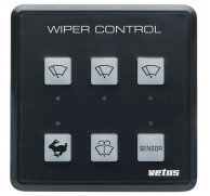WINDSCREEN WIPER CONTROL PANEL FOR 3 SCREENS