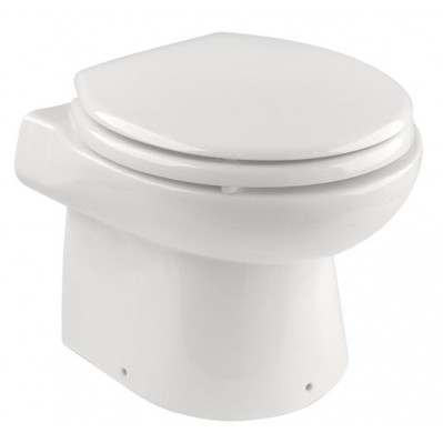 MARINE ELECTRIC TOILET MODEL SMTO 12V OR 24V CHOICE OF CONTROL PANEL