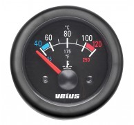 INSTRUMENT TEMPERATURE GAUGE 12/24V