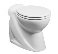 MARINE ELECTRIC TOILET HIGH LEVEL MODEL WCL 4 VOLTAGE CHOICES