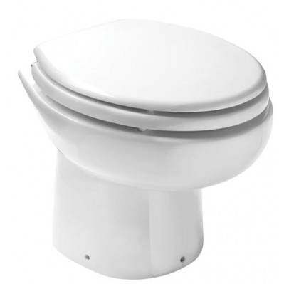 MARINE ELECTRIC TOILET MODEL WCP 12V OR 24V CHOICE OF CONTROL PANEL