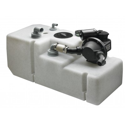 WASTE WATER TANK SYSTEM  4 SIZE, 12 OR 24V WWS4212B-WWS12024B