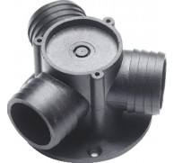 Y CONNECTOR  FOR 38MM HOSE YCONN