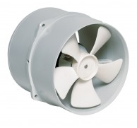 EXTRACTION VENTILATOR 178mm dia' VENT17812 & VENT17824