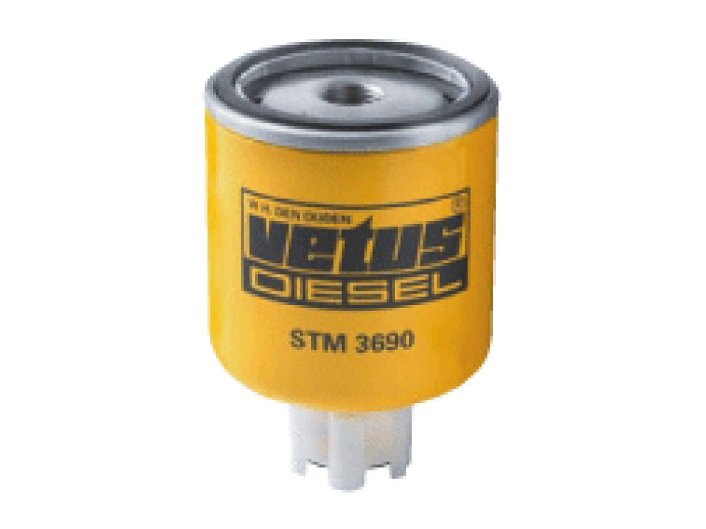 Stm3690 Fuel Filter Vetus Direct Engine